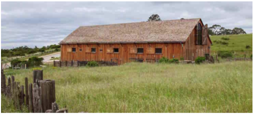 Cowell Ranch Hay Barn